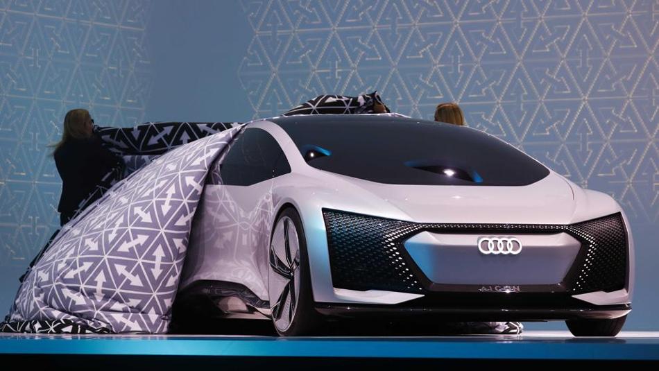 Audi Aicon Concept, la movilidad del futuro