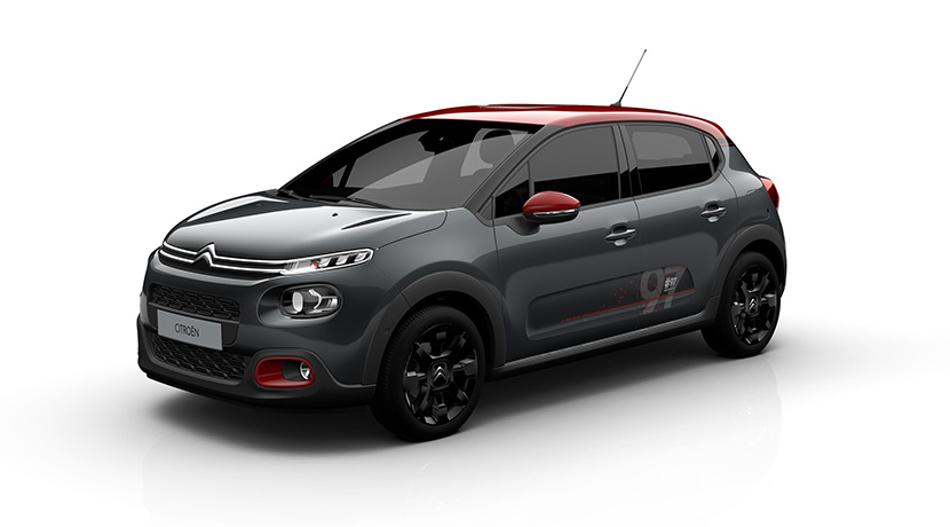Nuevo Citroën C3 #97 Edition