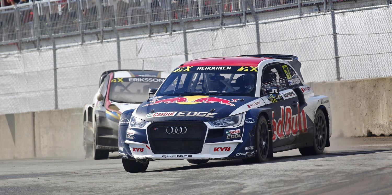 EKS saca a subasta sus cuatro Audi S1