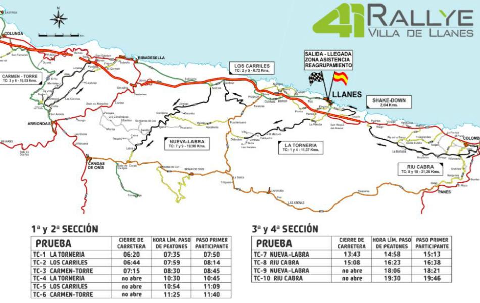 Previa Rally de Llanes 2017: Ares quiere acercarse al CERA