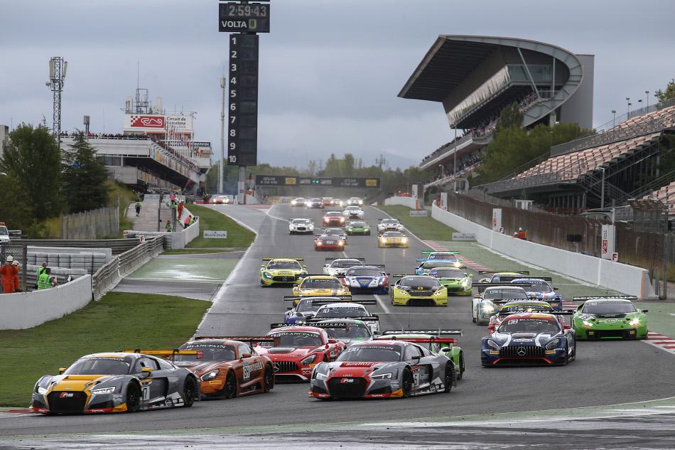 Victoria de Daniel Juncadella en las Blancpain GT Series