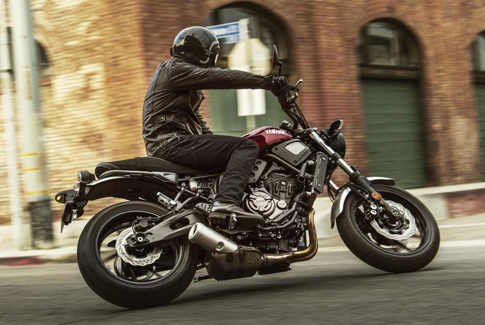 Nueva Yamaha XSR700 2018