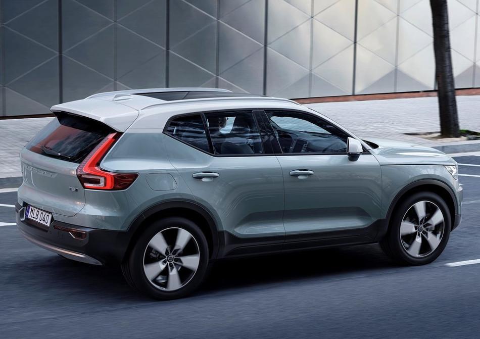 Llegó el Volvo XC40 2018, con futura versión eléctrica