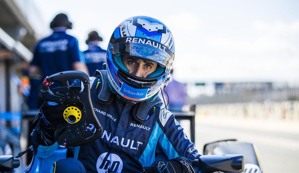 Nissan prepara su incursión en la Fórmula E
