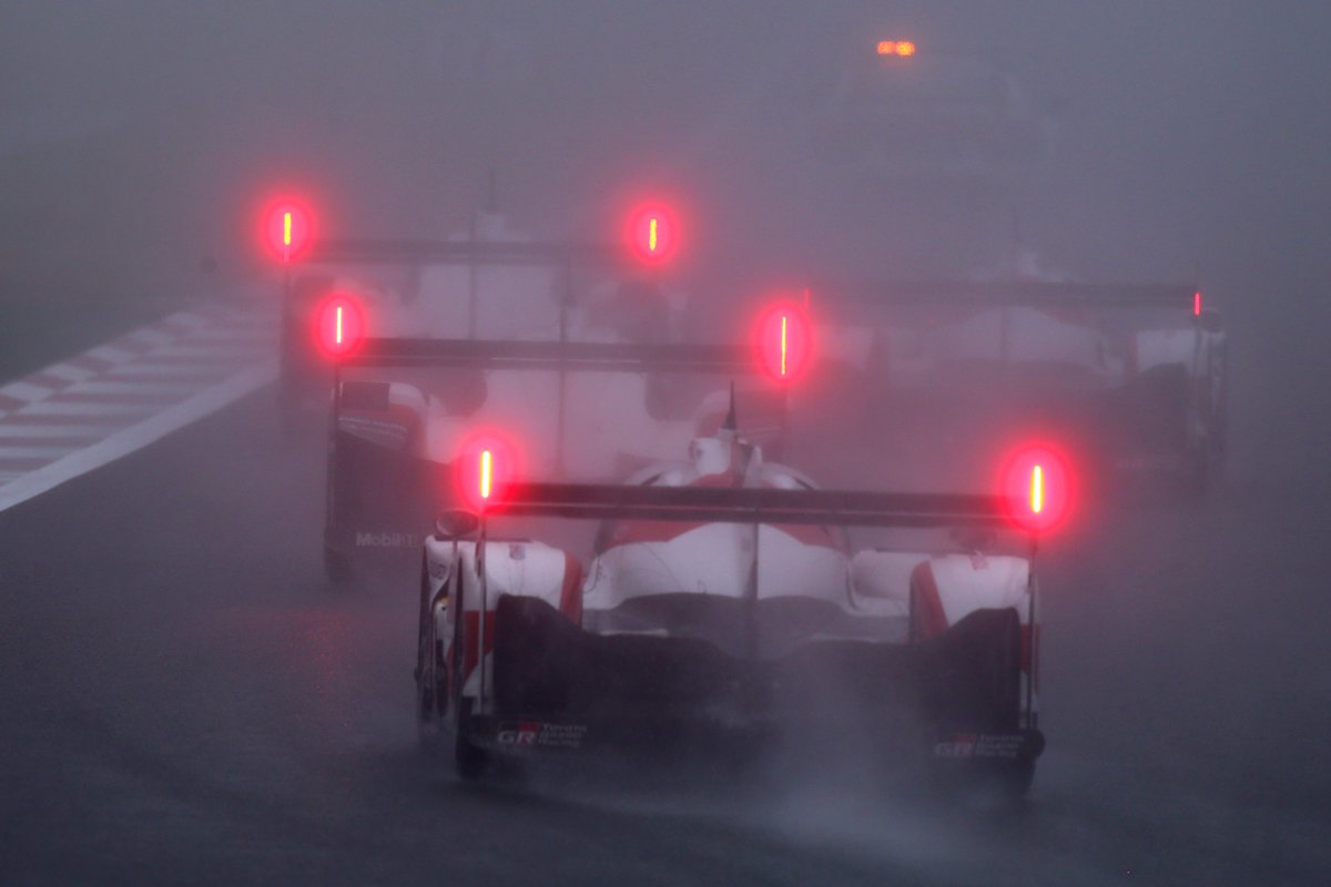 Toyota volvió a la victoria en Fuji