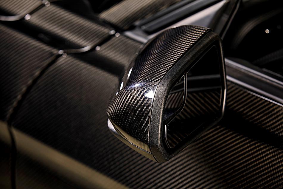 La Fibra de Carbono y su uso en el mundo automotriz