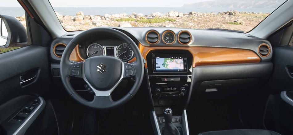 Suzuki presenta su nuevo modelo del S-Croos