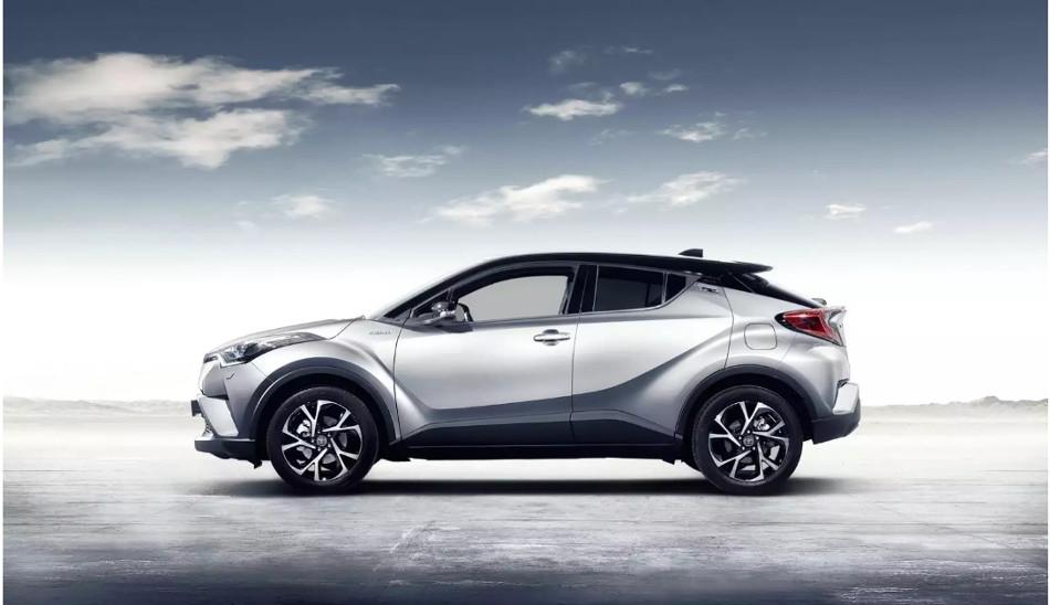 Toyota oficializó la presentación del CR-H 2018