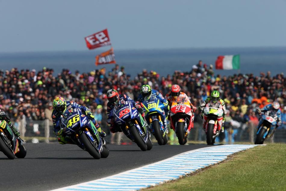 En Australia venció el motociclismo