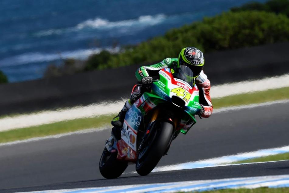 Aleix Espargaró se pierde el GP de Malasia