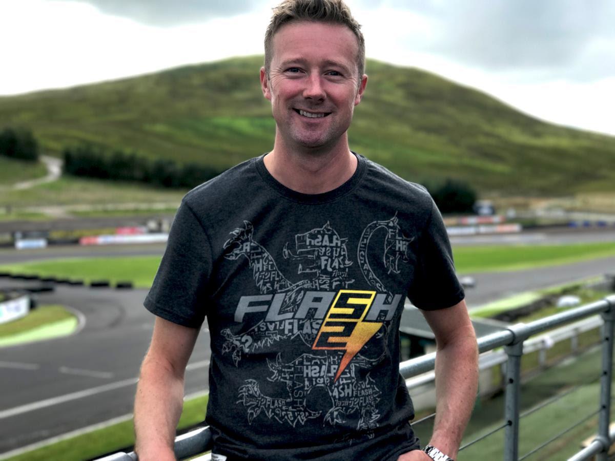 Robert Huff ya tiene sustituto para Dubai