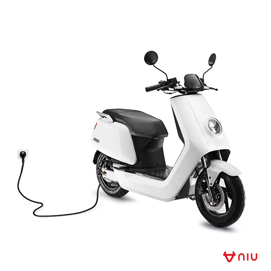 Los scooters eléctricos NIU llegarán a España