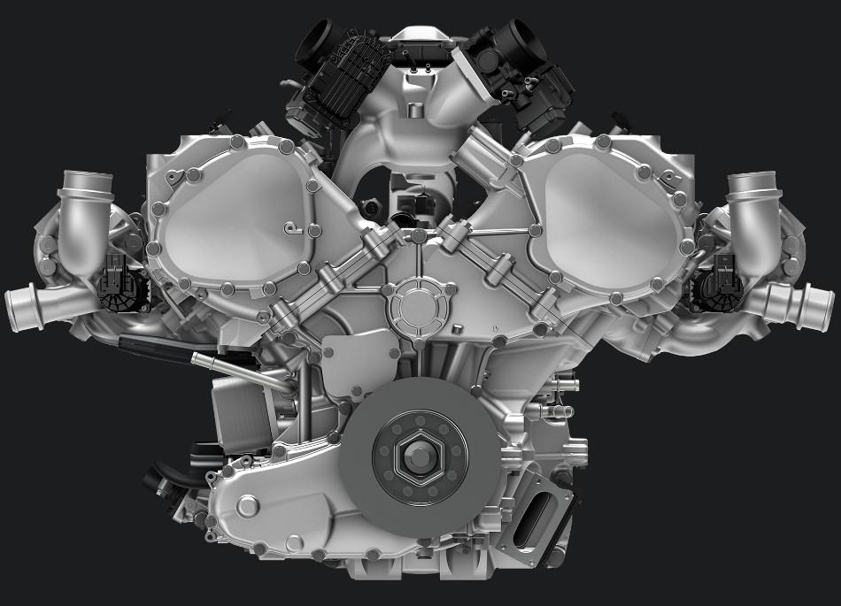 Acura anunció el NSX 2018