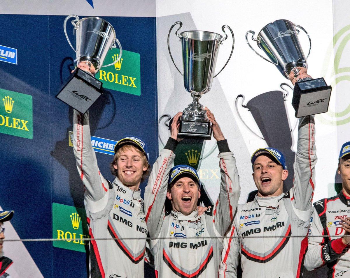 Porsche y Ferrari, campeones mundiales del WEC