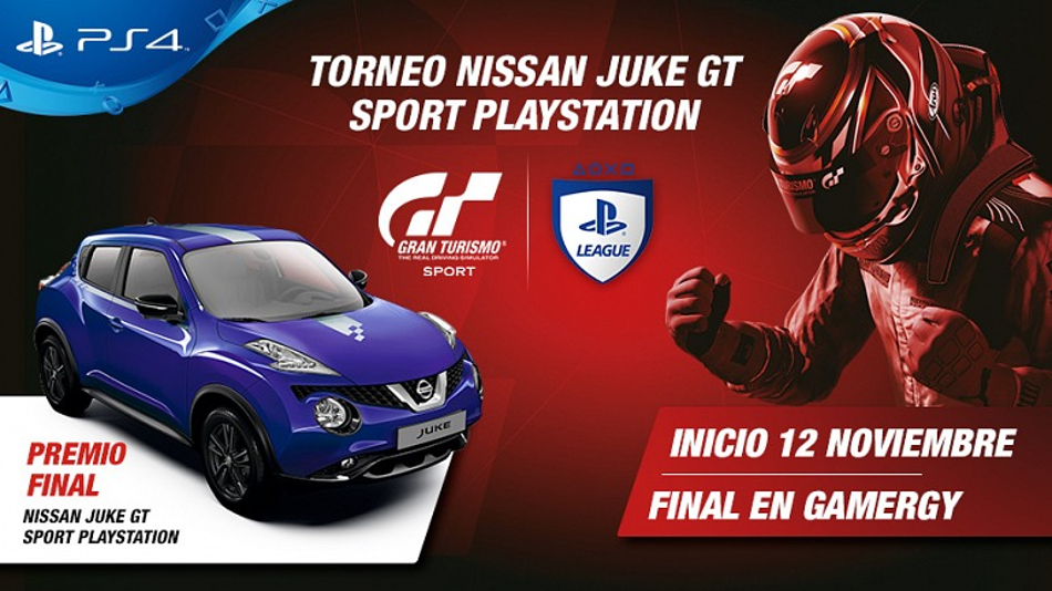 Nissan y PlayStation nos traen el nuevo Juke Gran Turismo Sport