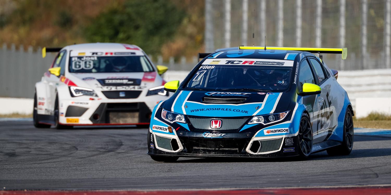 M1RA Motorsport da la oportunidad a Josh Files para Dubái