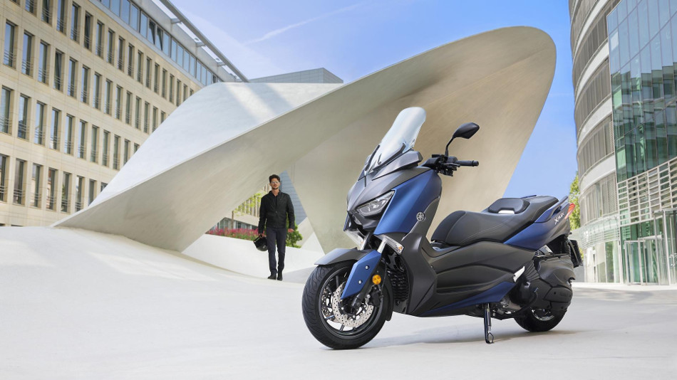 Scooter Yamaha X-Max 400 2018