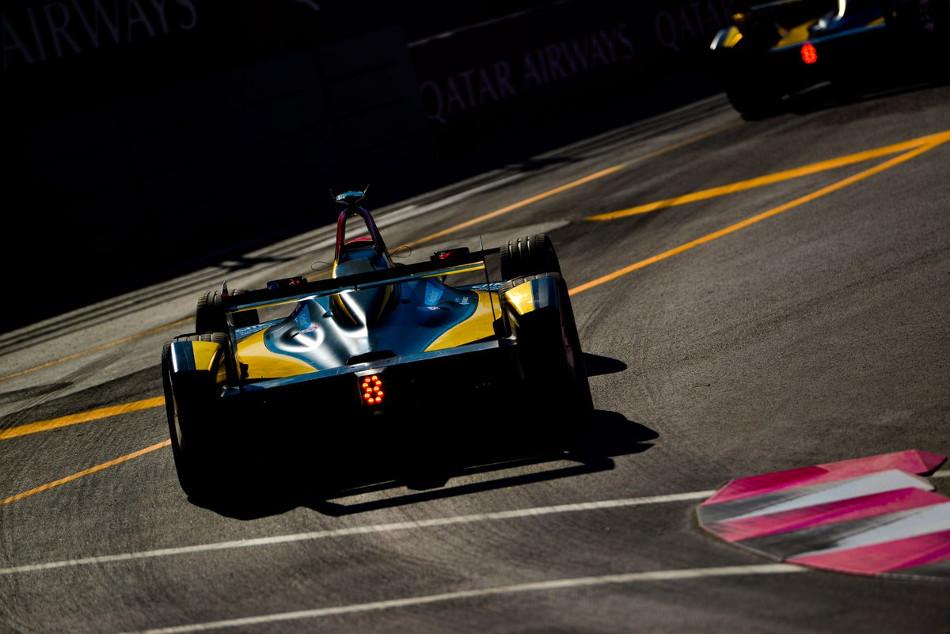 Techeetah negocia unirse a DS dentro de la Fórmula E