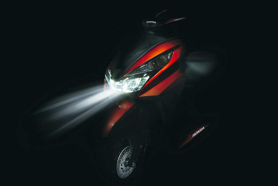 Nueva Honda Grazia 125 cc Scooter