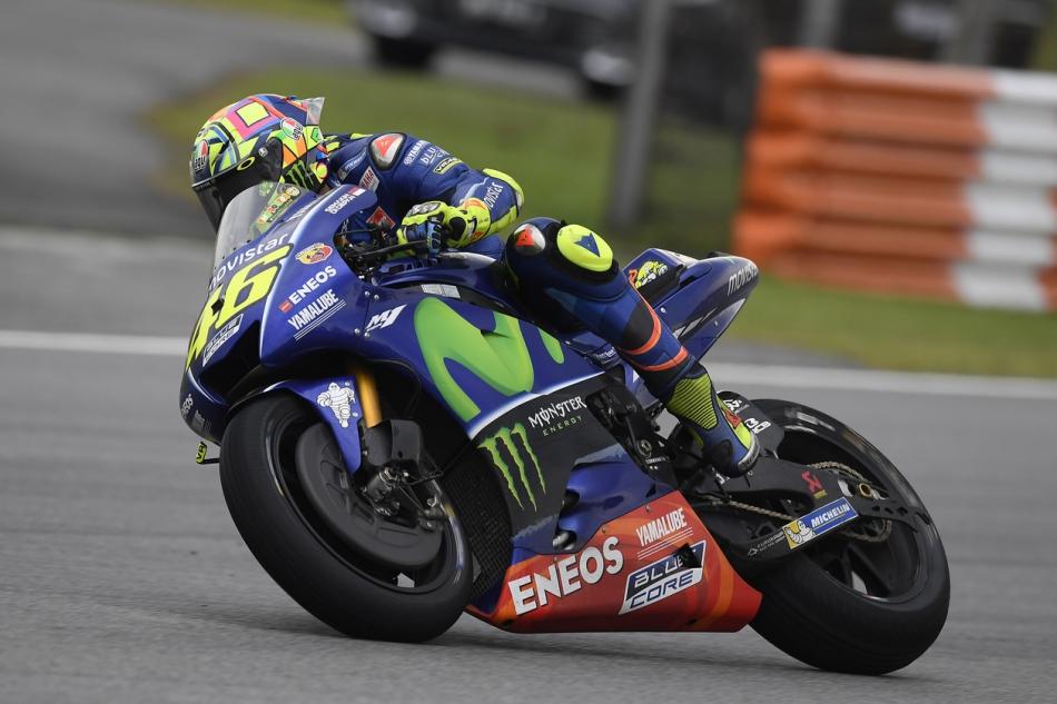 """Valentino Rossi: """"Intentaremos que sea una buena carrera"""""""