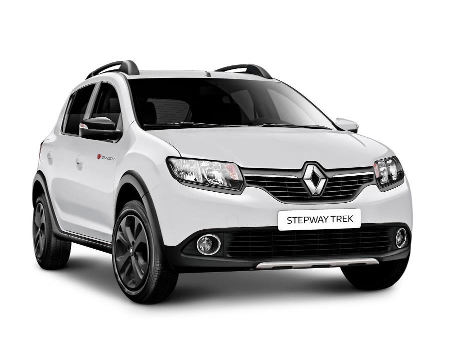Renault hizo gala de su nuevo Stepway Trek 2018