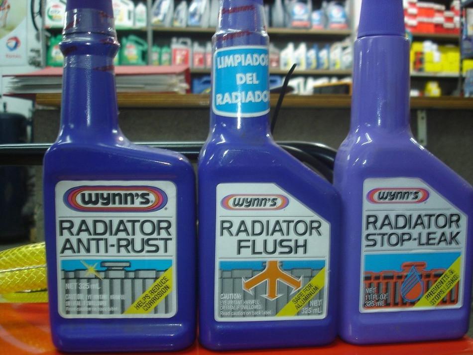 Maneras efectivas de limpiar el Radiador