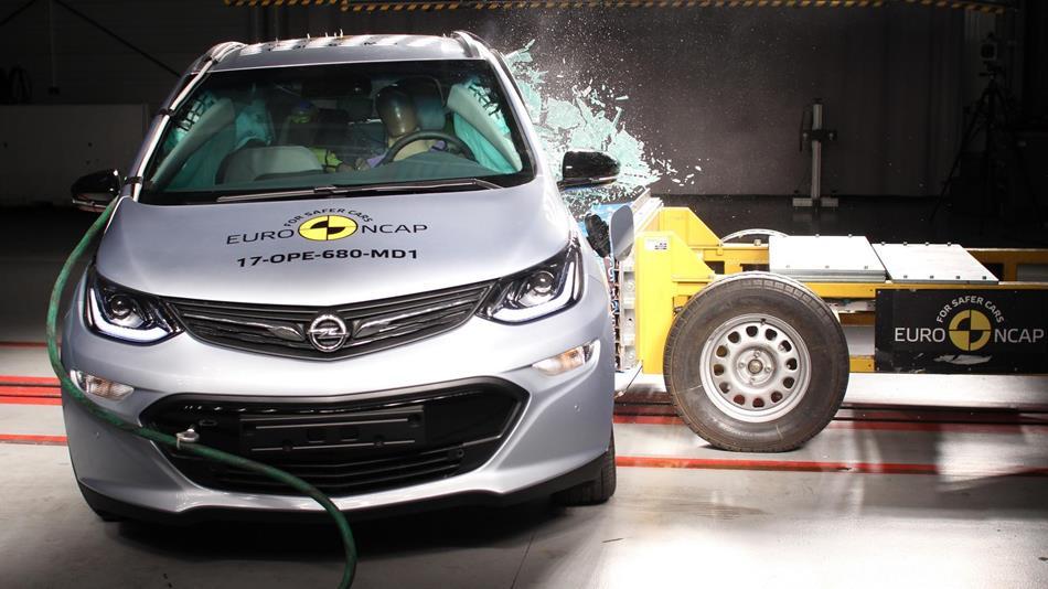 Los 20 años de EuroNCAP, innovando en la seguridad de los coches
