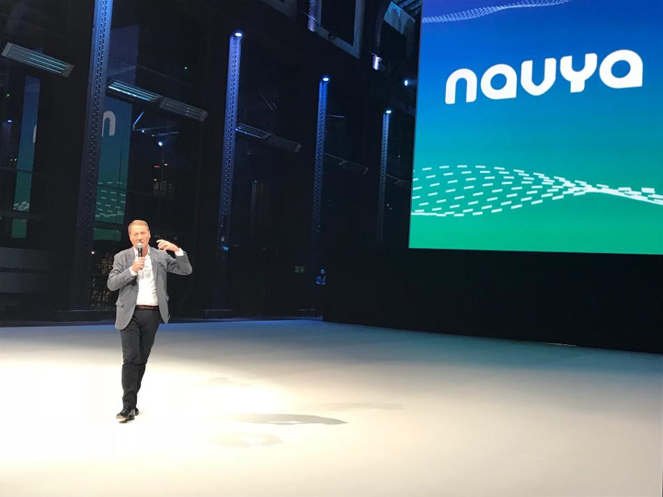 Robotaxis de Navya