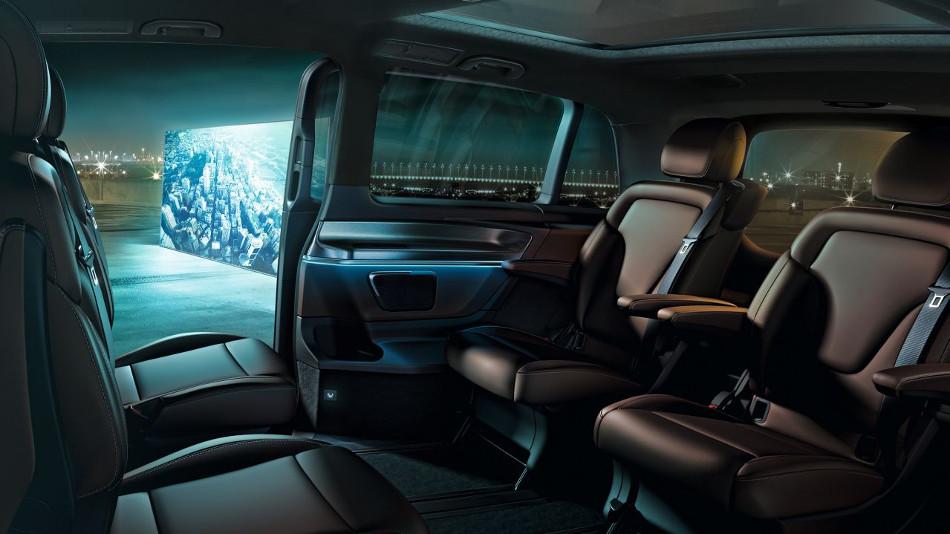 Mercedes-Benz nos presenta el nuevo Clase V Avantgarden