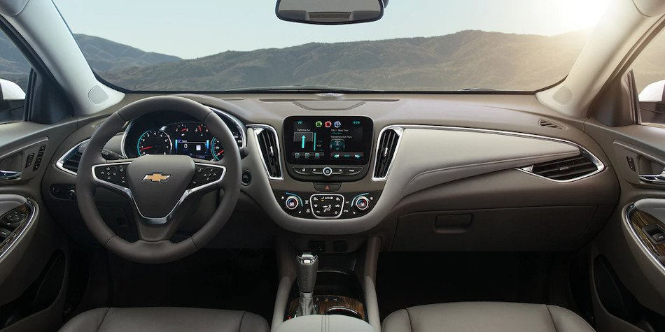 El tradicional Chevrolet Malibu 2018 llega más tecnológico ...