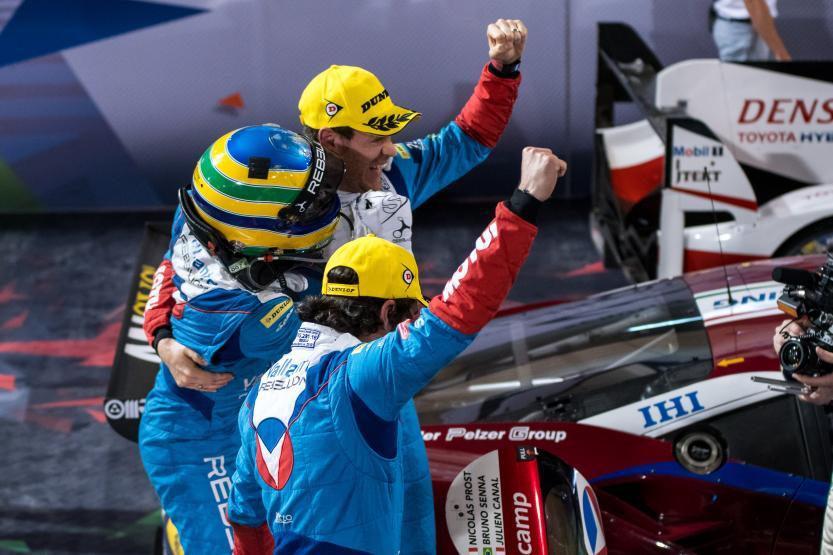 Toyota se llevó la última sonrisa del WEC en Bahrein