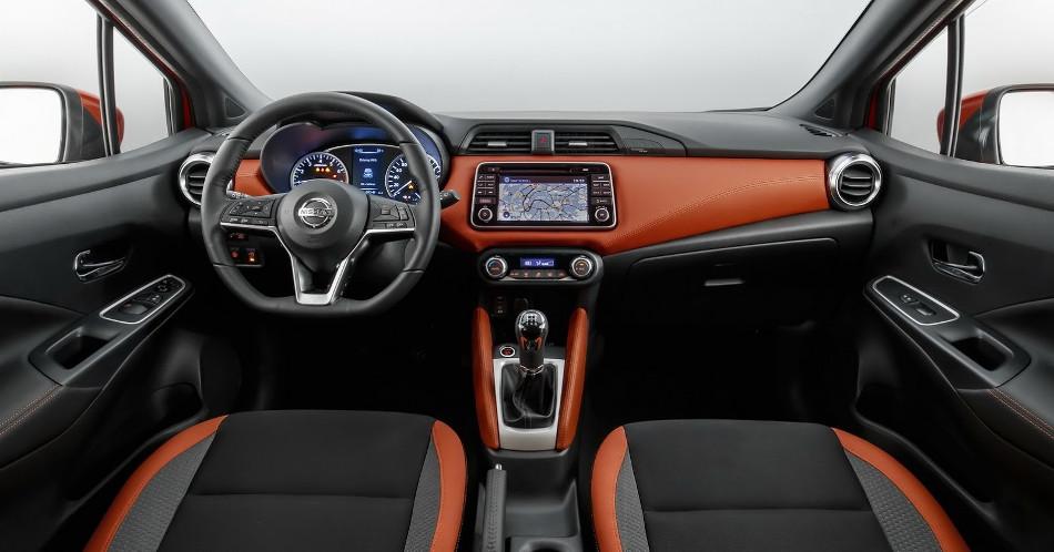 Nuevo Nissan March 2018