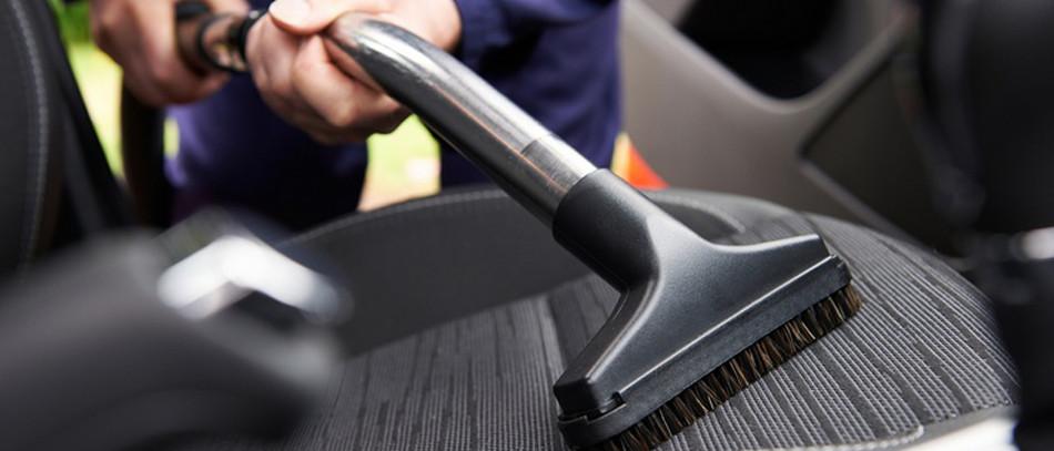 Como limpiar la tapicería de nuestro coche