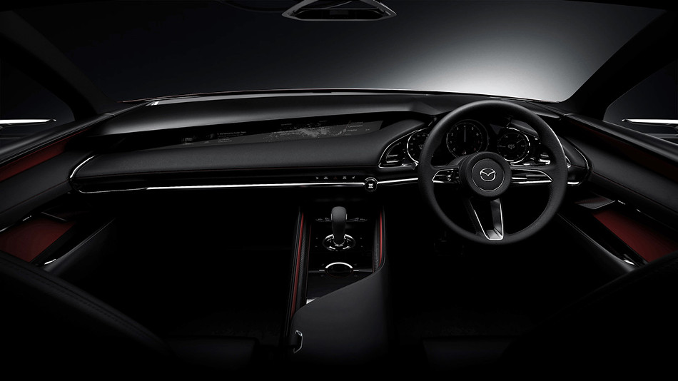 Mazda Kai 2018, el coche que prepara el camino al Mazda 3 2019