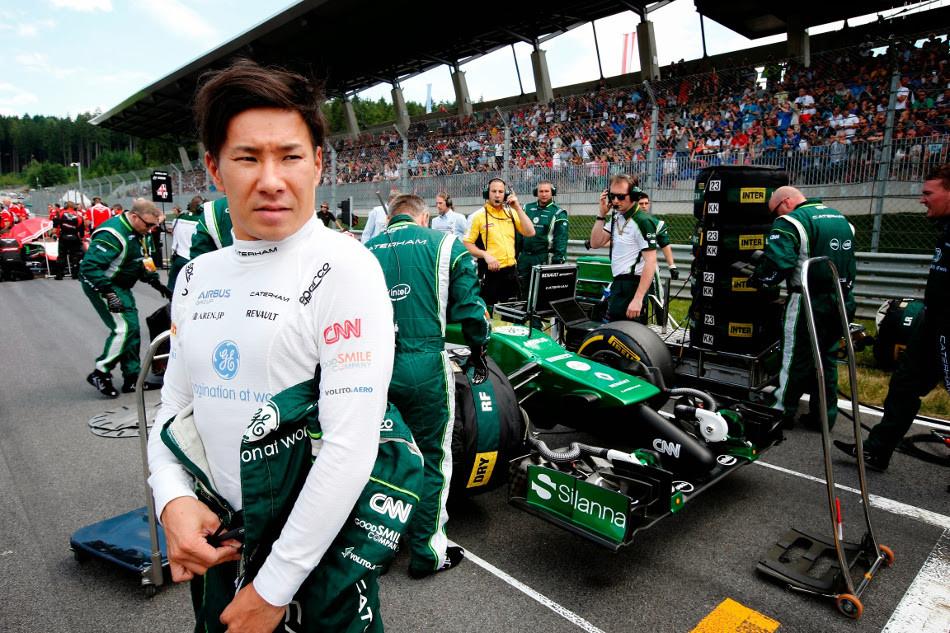 Kamui Kobayashi y su incursión en la Fórmula E