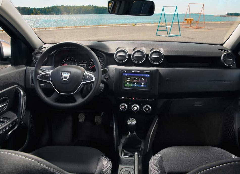 Renault lanzó al mercado el nuevo Dacia Duster 2018