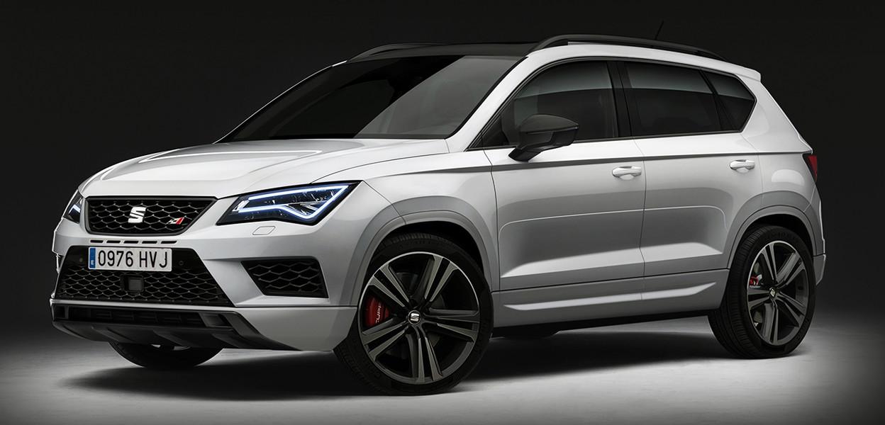 Seat Ateca 2018, el primer SUV de la marca española
