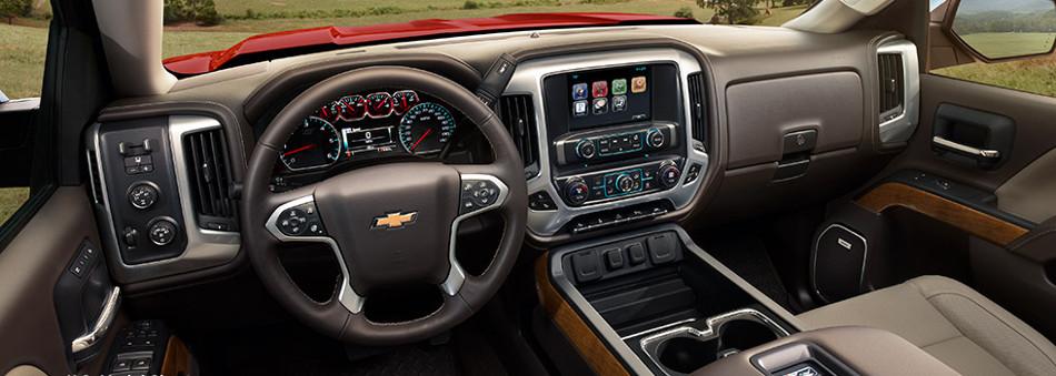Nueva Chevrolet Silverado 1500 2018