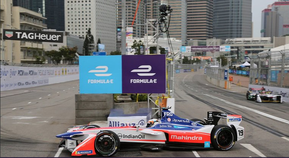 Fórmula E: Carrera 2, Daniel ABT consigue su primera victoria y es descalificado