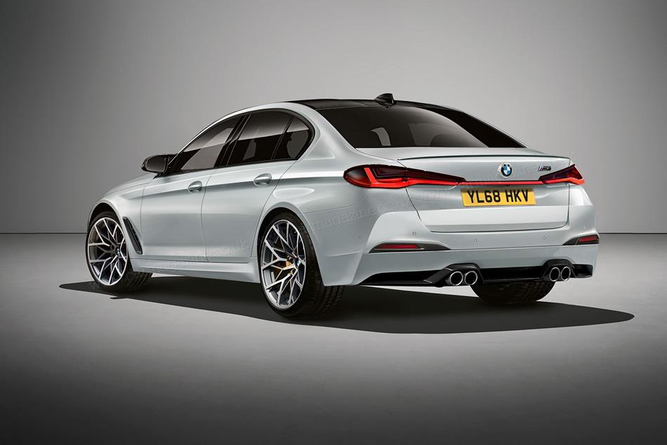 BMW prepara su sexta generación del modelo M3