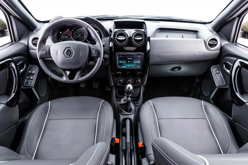 Nuevo Renault Oroch 2018, mucho mas versátil