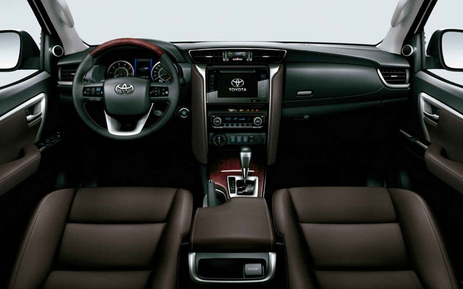 Desde Japón nos llega la nueva Toyota Fortuner 4x4 AT 2018 ...