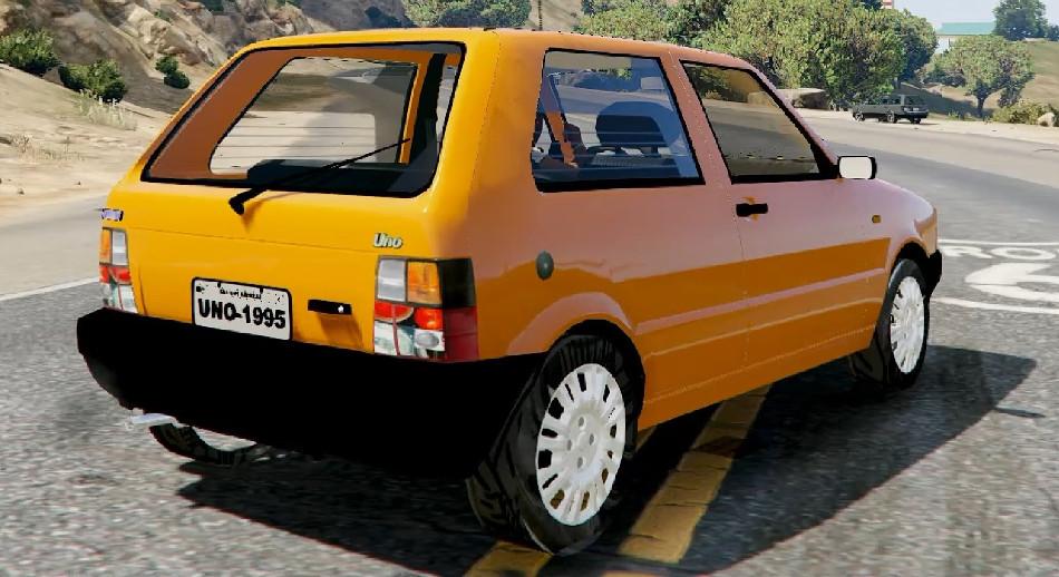 Breve historia de un pequeño gigante, el Fiat Uno