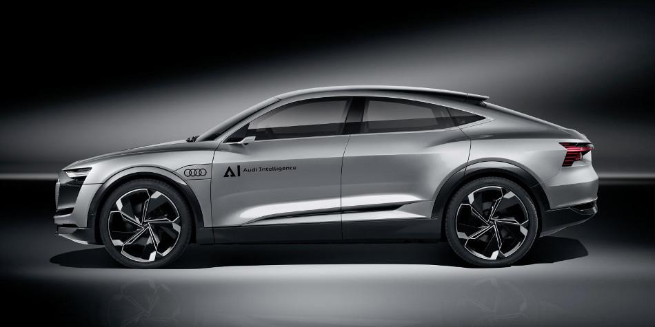 Audi Elaine, el coche automatizado se prepara para salir en 2019