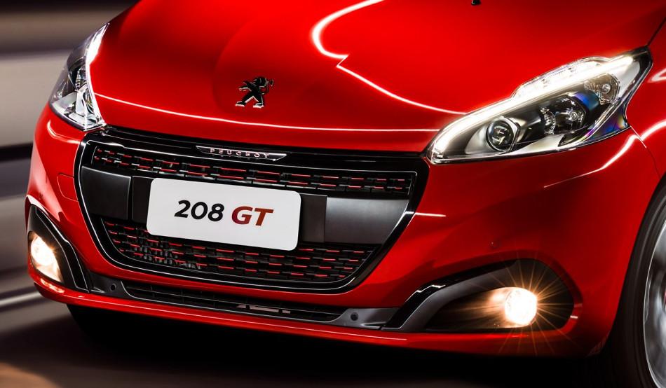 Llegó el 208 GT 2018 de Peugeot, dotado de avances