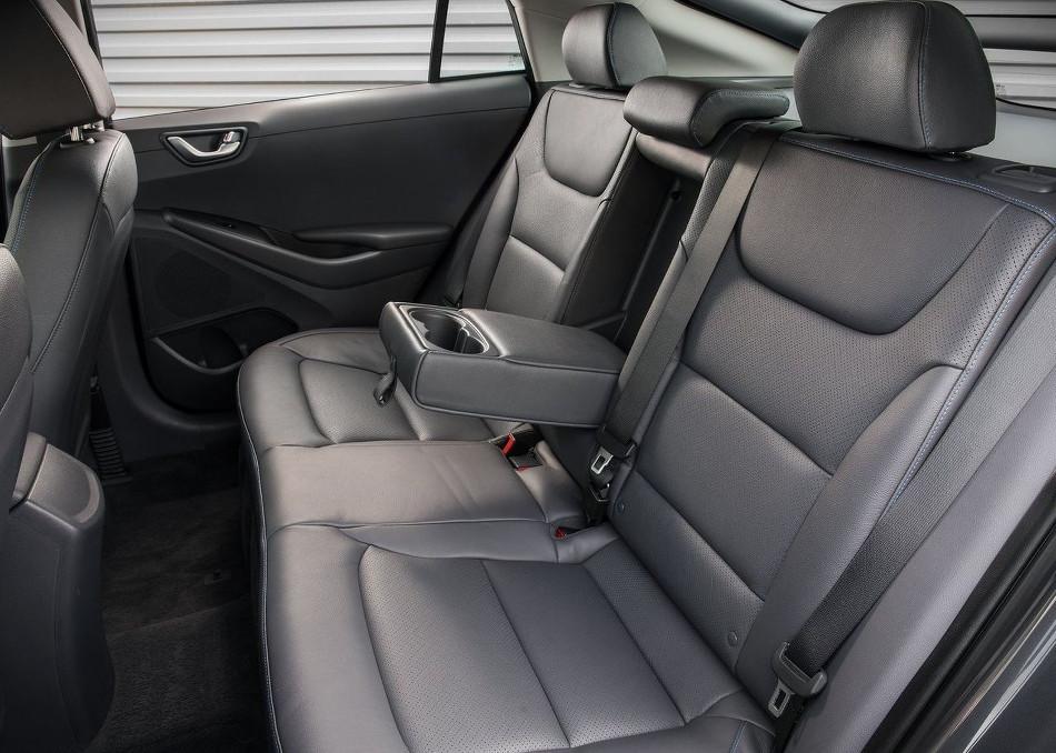 Conoce el Ioniq 2018, el híbrido de Hyundai