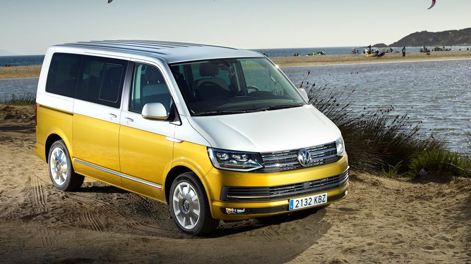Nuevo Volkswagen Bulli para celebrar su 70 aniversario