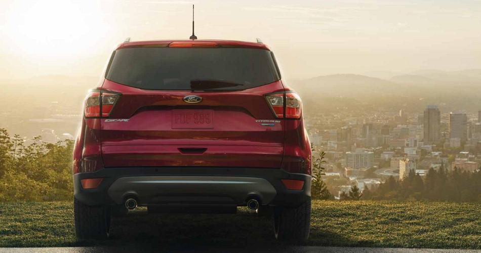 Conoce el nuevo Ford Escape 2018