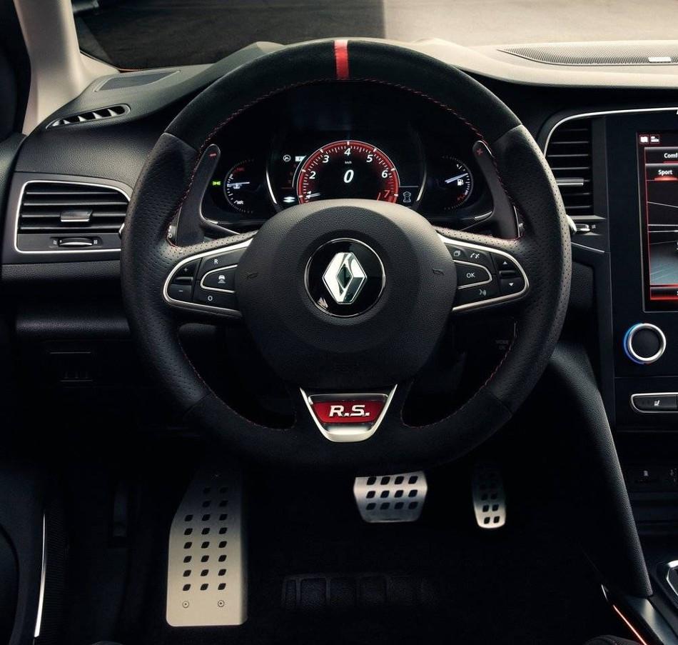 Renault Megane RS 2018, para conquistar corazones