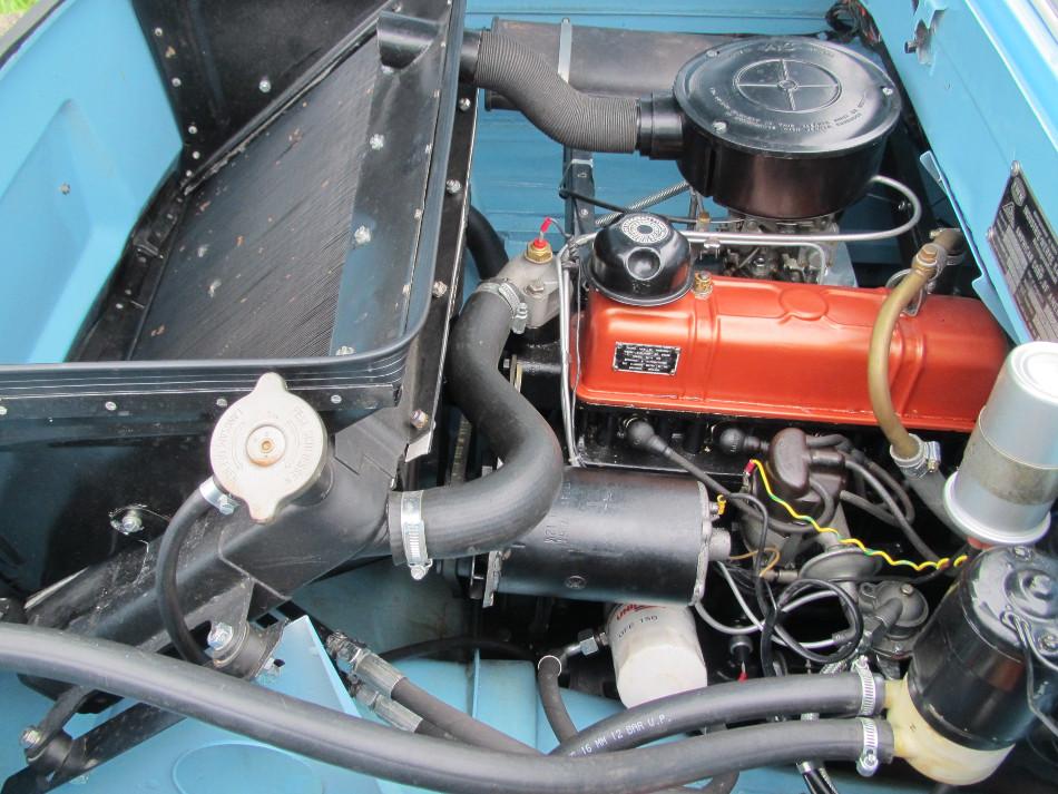 El Amphicar, un auto acuático del pasado que dejó huella